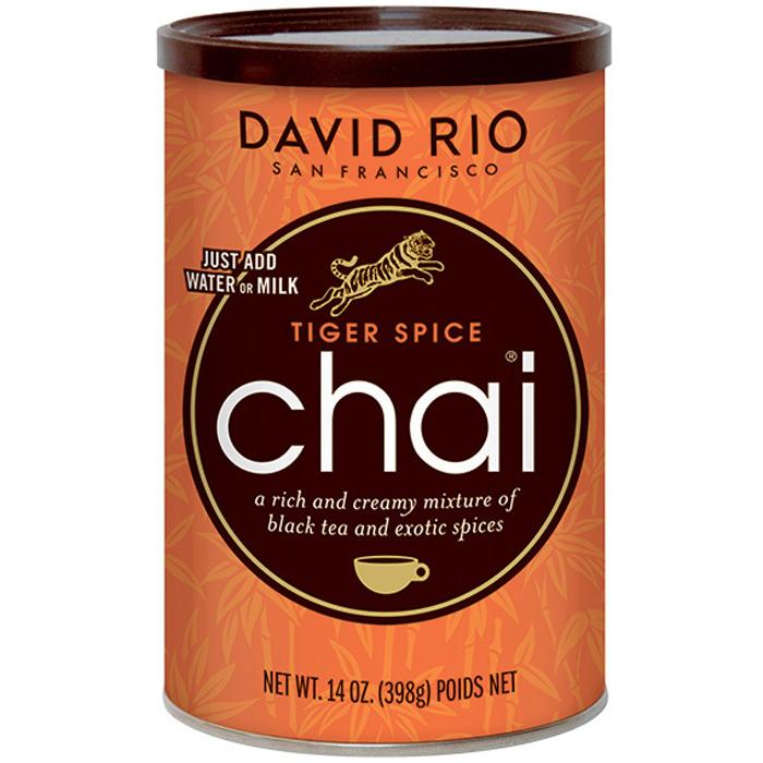 David Rio Tiger Chai Dose